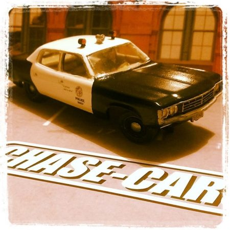 Bodyshell Kits - Police Cars